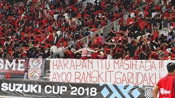 Kanker Sepakbola Indonesia