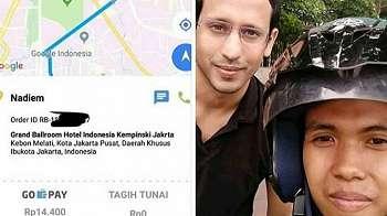 Kaleidoskop 2018: Suka Duka Ojek Online di Ibu Kota