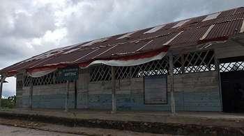 Replika Sekolah Laskar Pelangi Jadi Tempat Wisata Favorit Belitung