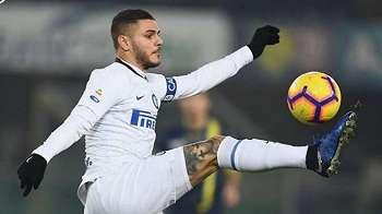 Siasat Agen Seksi Desak Inter Milan Beri Kontrak Mahal untuk Icardi