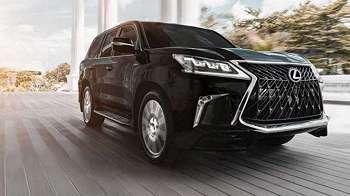 Intip Teknologi Canggih Lexus LX 570, SUV Rp3 Miliar Terbaru di RI