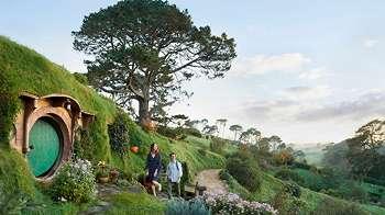5 Lokasi Pemotretan Romantis di Selandia Baru