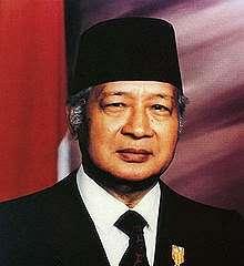 Soeharto - Pahlawan Pembangunan Indonesia