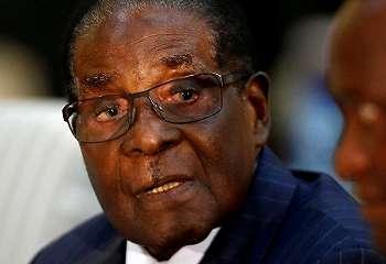 Diprotes dunia, WHO batalkan pengangkatan Mugabe sebagai duta