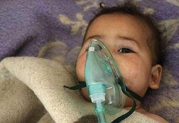 Kecaman internasional atas dugaan serangan kimia Suriah