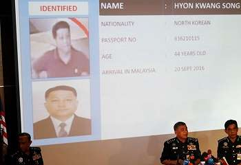 Kim Jong-nam hidup dalam 'ketakutan dan paranoia'
