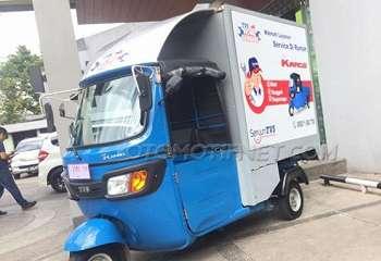 TVS Kargo Seharga Rp 35 Juta Resmi Diluncurkan