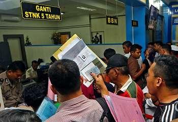 Gugatan Warga Diterima, Mahkamah Agung Batalkan Ketentuan Tarif Pengesahan STNK