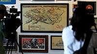 Wow, Peta Asli Disneyland Dilelang Seharga Rp 11,9 Miliar