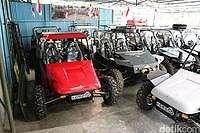 Mengintip Dapur Pembuatan Mobil Nasional Komodo