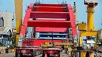 Jembatan Terpanjang di Papua Bisa Rampung Juni 2018