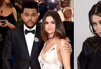 Selena - The Weeknd Mesra di Met Gala, Apa Kabar Bella Hadid?