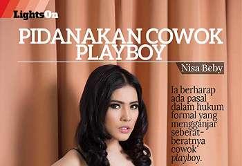 Full Koleksi Foto Model Seksi Cantik Nisa Beiby Male Magazine Dll