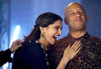 Deepika Padukone Rayakan Ultah di Lokasi Syuting Bareng Vin Diesel