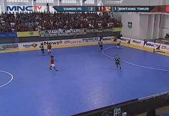 Hasil Blend Futsal Profesional: Biang Bola Hajar Giga FC, Permata Indah Dikalahkan Antam FC