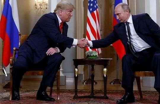 Presiden Trump: Banyak yang Benci Saya Berhubungan Baik dengan Putin
